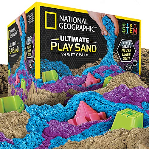 Amazon - NATIONAL GEOGRAPHIC Kinetic Sand $19.59