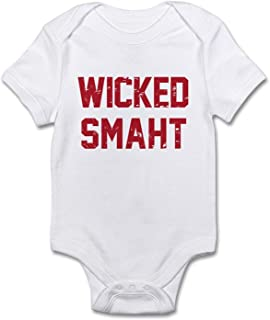 Wicked Smaht Funny Baby Bodysuit for Boy Girl