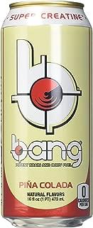 VPX Bang - Pina Colada- 16fl.oz. (Pack of 4)