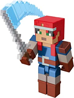 Minecraft GNC24 Action Figure Collectible Characters, Multi-Colour