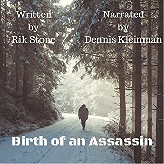 Birth of an Assassin audiobook cover art