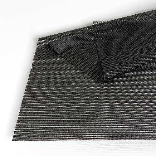 TRIBURG® Universal Antirutschmatte 120x100cm Zuschneidbar und Abwaschbar - Kofferraummatte | Teppich Antirutschunterlage | Schubladen Matte | Kofferraum Schutzmatte | Antirutschmatte für Teppich