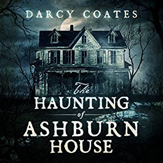 The Haunting of Ashburn House cover art