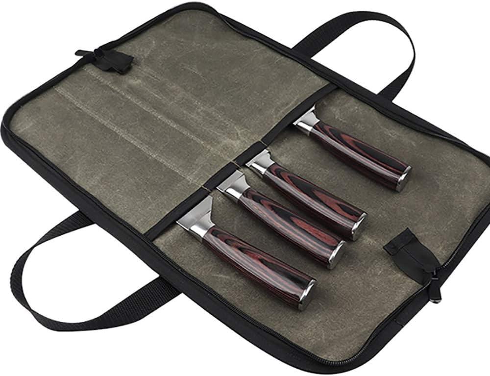 Western Food Knife Storage outlet Portable Tool Bag New color Kitchen