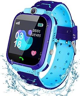 comprar comparacion NAIXUES Smartwatch Niños, Reloj Inteligente Niño IP67, LBS, Hacer Llamada, Chat de Voz, SOS, Modo de Clase, Cámara, Juegos...