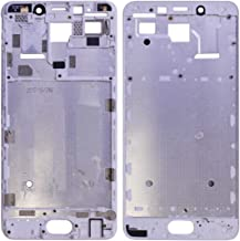 Meizu Spare Middle Frame Bezel Plate for Meizu M6 Note/Meilan Note 6 (Black) Meizu Spare (Color : White)