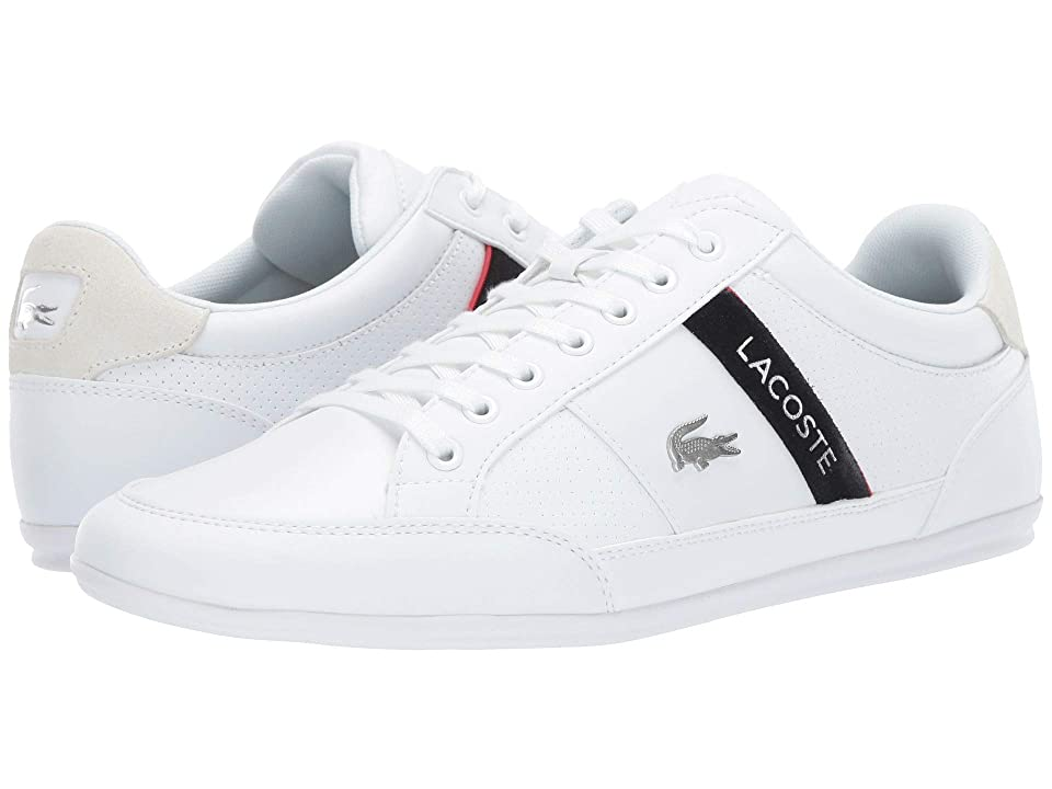 Lacoste Chaymon 119 1 U CMA (White/Black) Men