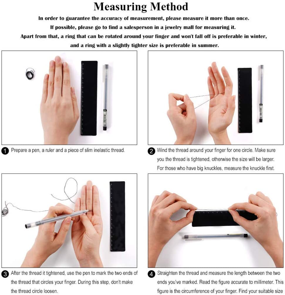 nouler Juler Wearable Smart Ring Compatible with Android Window NFC Phone Can Be Used Without Any Power Supply