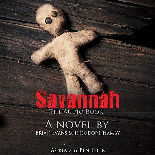 Savannah audiobook cover art