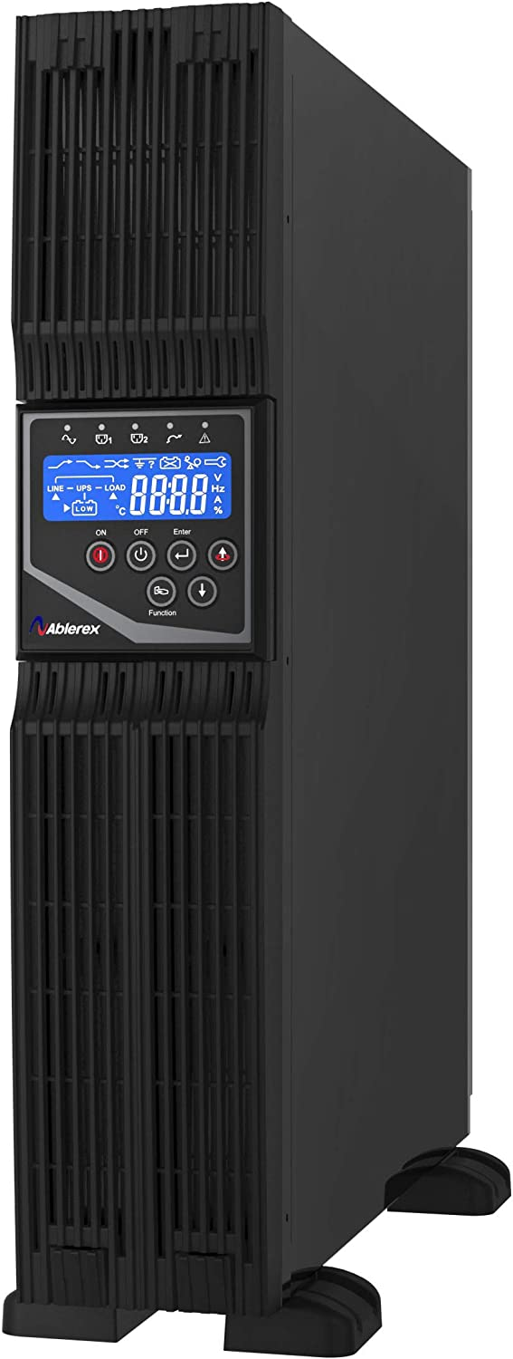 Ares Plus R/T 2000VA DSP-Controlled On-line UPS