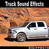 Chevrolet Silverado Brakes Hard with Horn and Tire Screech on Asphalt