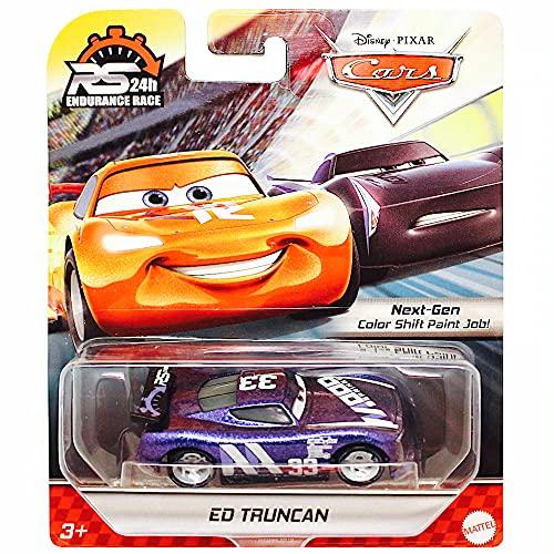 Ed Truncan Disney Cars 24 Hour Endurance Race 1/55 Scale Diecast