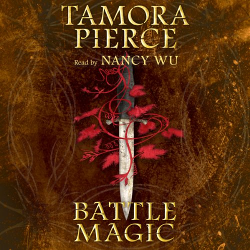 Battle Magic audiobook cover art