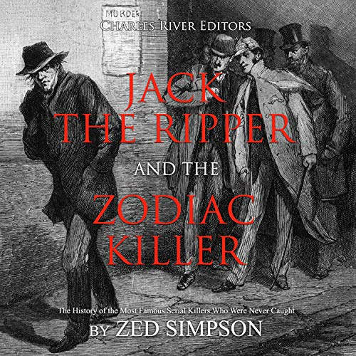 Jack the Ripper and the Zodiac Killer cover art