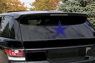 NFL logo decal, Dallas Cowboys, Dallas Cowboys large decal, Dallas Cowboys decal, Dallas Cowboys sticker, Dallas Cowboys wall decal,Dallas Cowboys logo decal pf30 (10