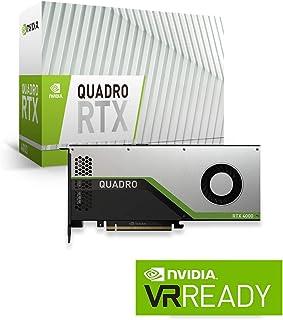 ELSA NVIDIA Quadro RTX 4000 搭載 シングルファン 8GB ENQR4000-8GER