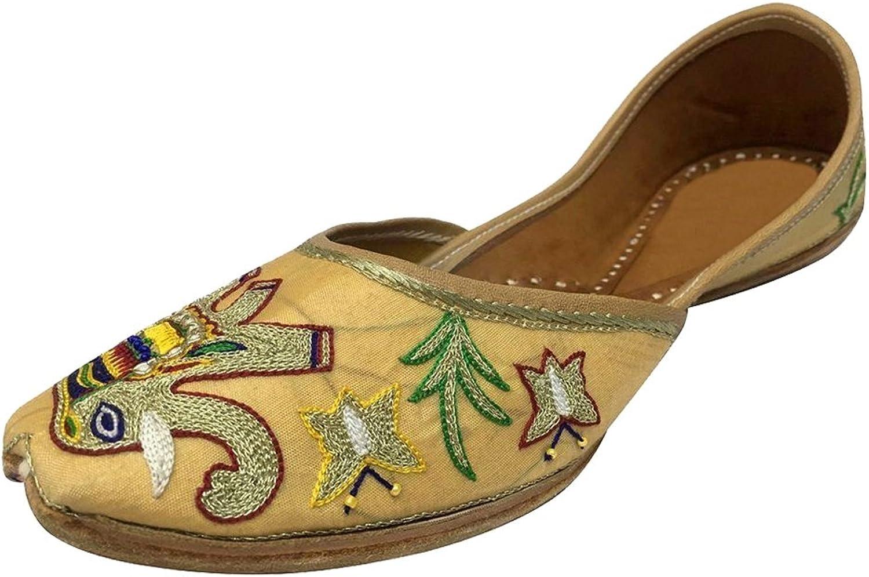 Step n Style Ethnic Kolhapuri Flip Flops Designer shoes Formal Juttie Wedding Khussa