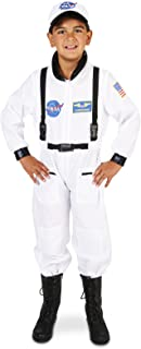 White Astronaut Child Costume