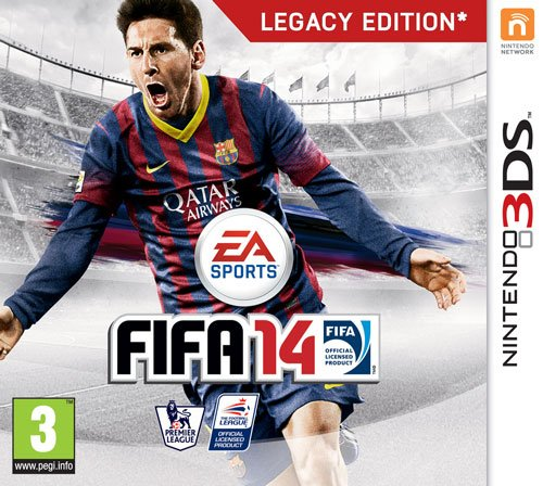 NEW & SEALED! FIFA 14 Nintendo 3DS Game UK PAL