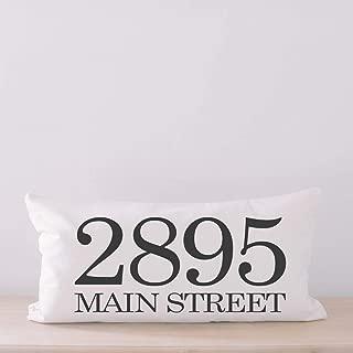 address pillow