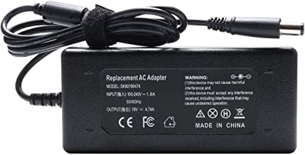 90W 19V 4.74A AC Adapter Charger Power Supply for HP Pavilion All-in-One Desktop PC 18-5110 19-2304 20-B010 20-B013W 20-B014 21-h010 21-2024 22-3010 22-3020 22-3030 22-3110 23-g010