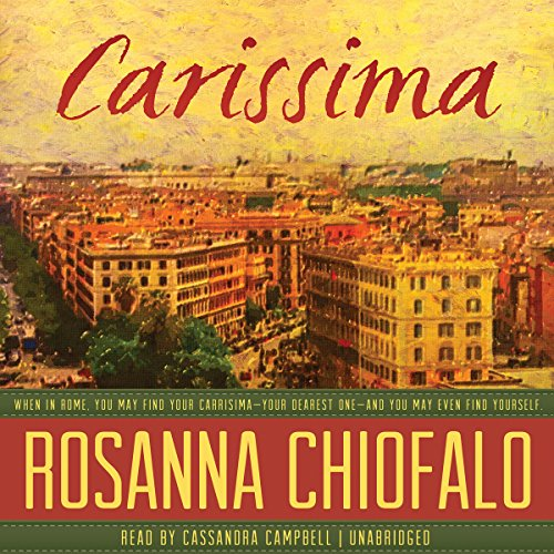 Carissima audiobook cover art