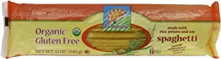 bionaturae Organic Spaghetti, Gluten Free, 12-Ounce Bags (Pack of 6)