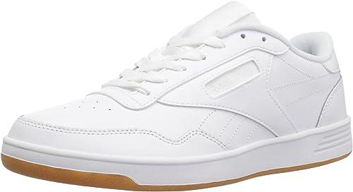 Reebok Wohommes Club Memt Track chaussures,blanc gum,10 M US
