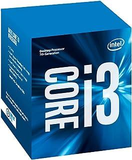 Intel CPU Core i3-7320 4.1GHz 4Mキャッシュ 2コア/4スレッド LGA1151 BX80677I37320 【BOX】