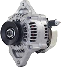 Rareelectrical New Alternator Compatible With Rigmaster Generator Apu Perkins Engine By Part Numbers 18504-6470 185046470 101211-8810 101211-8810 1012118810