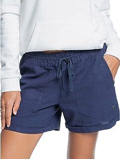 Genuwin Lot de 2 Femme /ét/é Shorts et Bermudas Grande Taille Pantalon Court Sport Shorts Short dint/érieur Jogging D/étente Yoga Pants