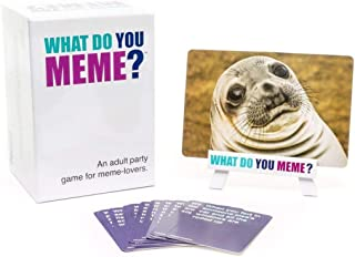 What Do You Meme Board Car Games