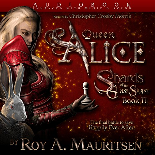 Queen Alice audiobook cover art