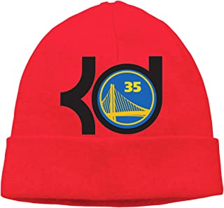 Beanie Hat for Men and Women Kevin-Durant-Logo Winter Hedging Head Hat Warm Outdoor Hat