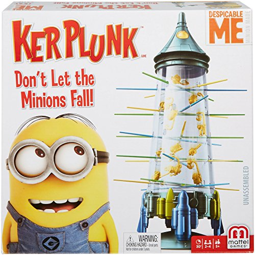 Despicable Me Minion Made Kerplunk