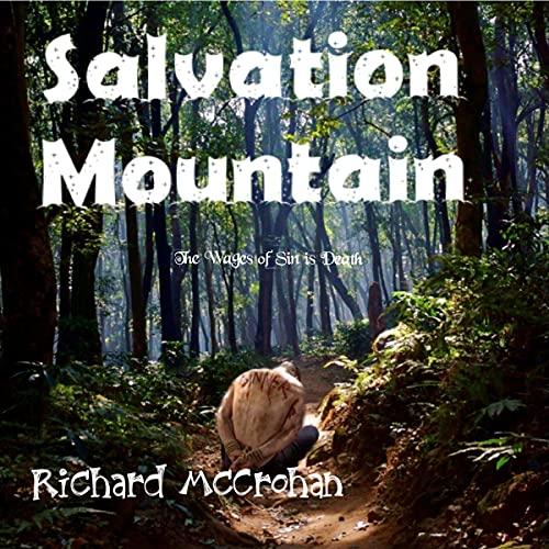 Salvation Mountain cover art