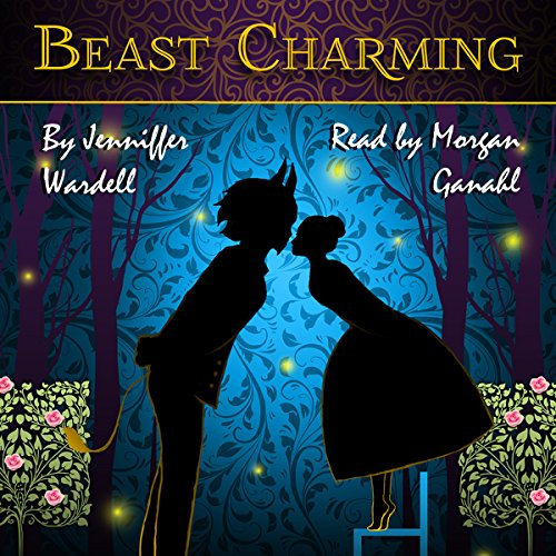 Beast Charming audiobook cover art