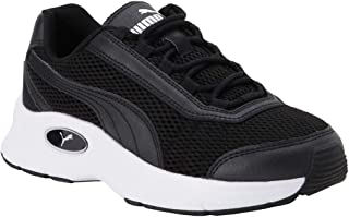 Puma Kids-Unisex Nucleus Jr Black Black