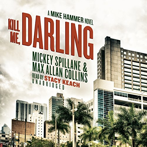Kill Me, Darling cover art