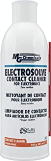 MG Chemicals 409B Electrosolve Zero Residue Contact Cleaner, 340g (12 oz) Aerosol Can