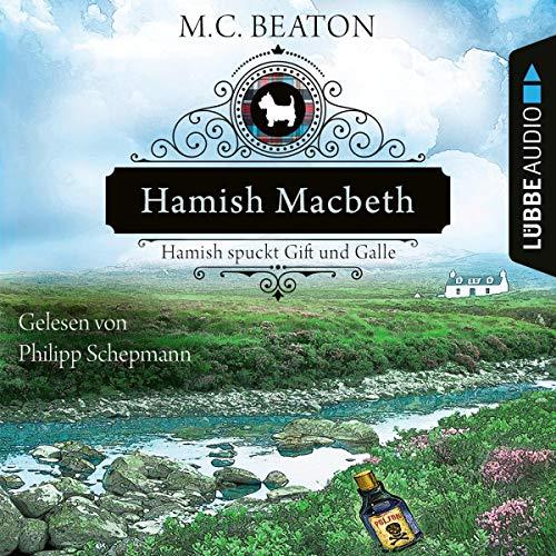 Hamish Macbeth spuckt Gift und Galle Titelbild