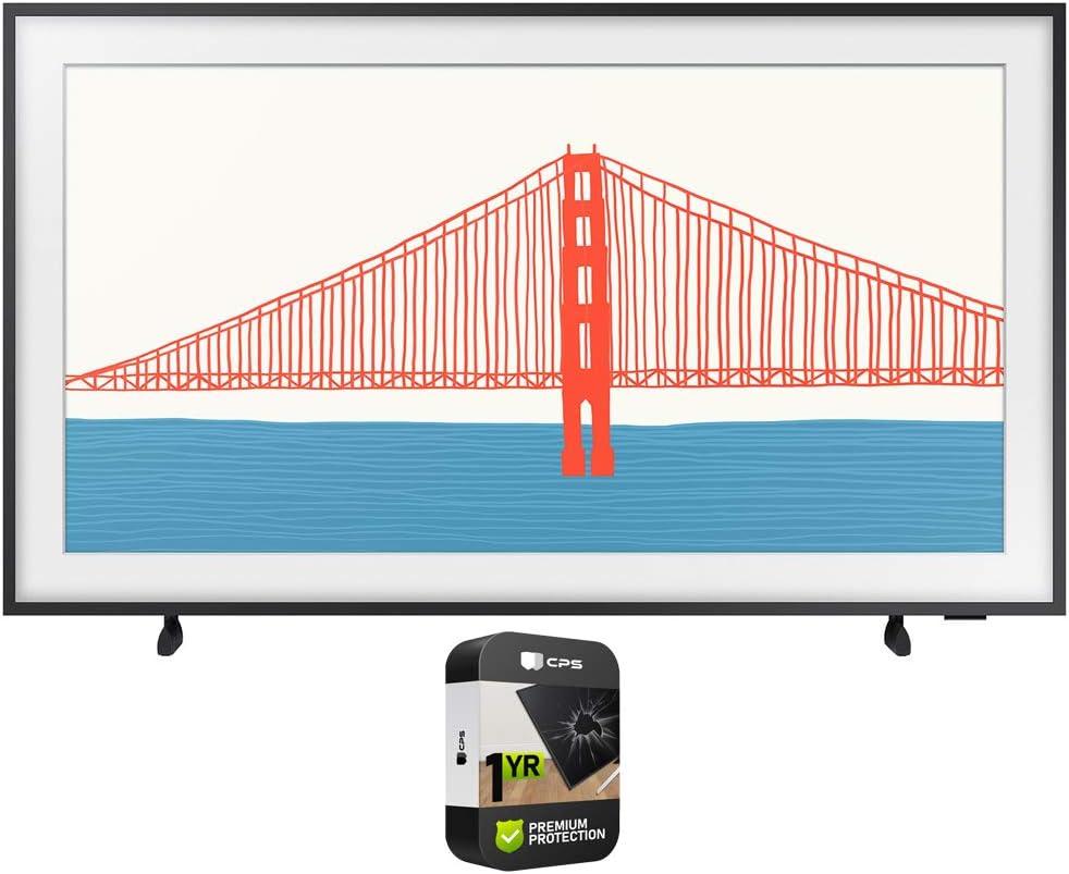 Samsung QN43LS03AAFXZA 43 Inch sale The Frame Pre Bundle TV with Super sale 2021