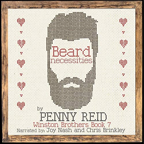 Beard Necessities audiobook cover art