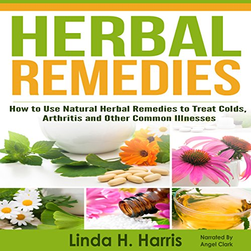 Herbal Remedies: How to Use Natural Herbal Remedies to Treat Colds, Arthritis and Other Common Illnesses audiobook cover art