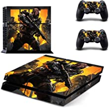 Call of Duty: Black Ops 4 PS4 Wrap Skin Cover - Playstation 4 Vinyl Decal Sticker Protective for PS4 Console and 2 PS4 Controller by Mr Wonderful Skin