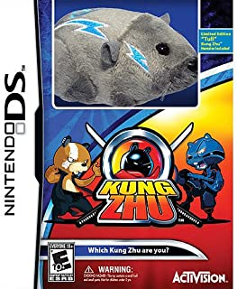 Kung Zhu with Tull Hamster for Nintendo DS