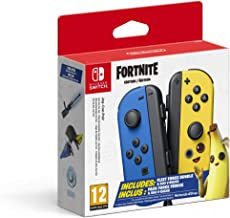 Coppia di Joy-Con Fortnite Edition - Limited - Nintendo Switch