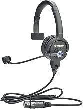 Clear-Com CC-110-X4   Single On Ear 4 Pin Female XLR Cardioid Headset