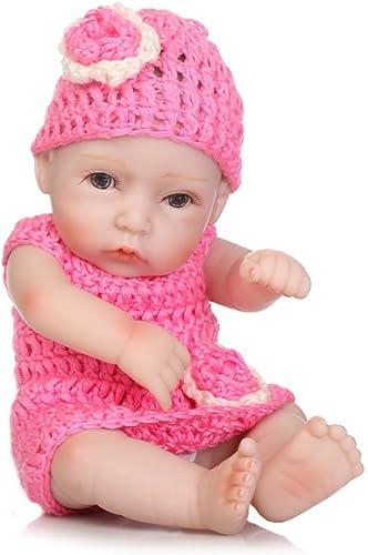 punto de venta de la marca JHGFRT muñeca Renacida Simulación De Silicon  lidad Realidad muñeca muñeca muñeca niña Rompecabezas Educación Temprana Juguete Bebé Creativo Regaño Puede Baño 27 CM  se descuenta