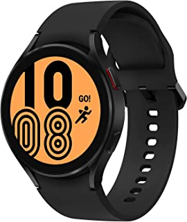 Samsung Galaxy Watch4 Bluetooth(44mm, Black, Compatible with Android only)